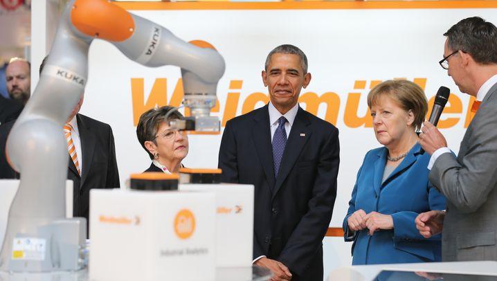 Kuka vor der Übernahme: Welche Roboter-Hoffnungen noch bleiben