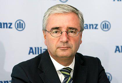 Warnt vor Auswüchsen: Allianz-Finanzvorstand Achleitner