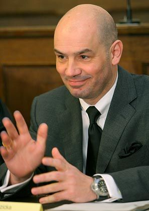 Angeklagter Ruzicka: Seine Verteidigung plädiert auf Freispruch
