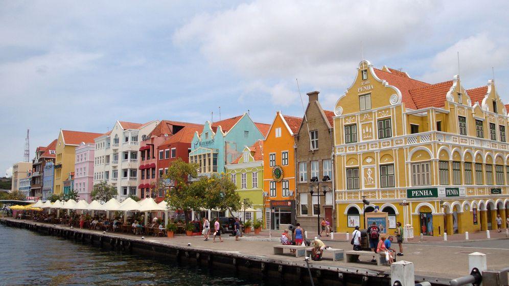 Curaçao: Ein Tänzchen in der Mittagspause