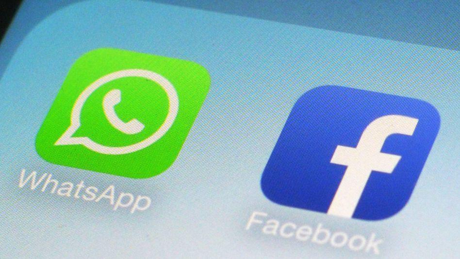 Daten bei Facebook: Außerhalb der EU fließen Whatsapp-Nutzerdaten bereits an Facebook zu Werbezwecken