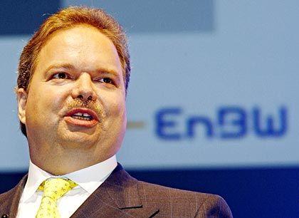 Kritisiert, aber erfolgreich: EnBW-Chef Claassen
