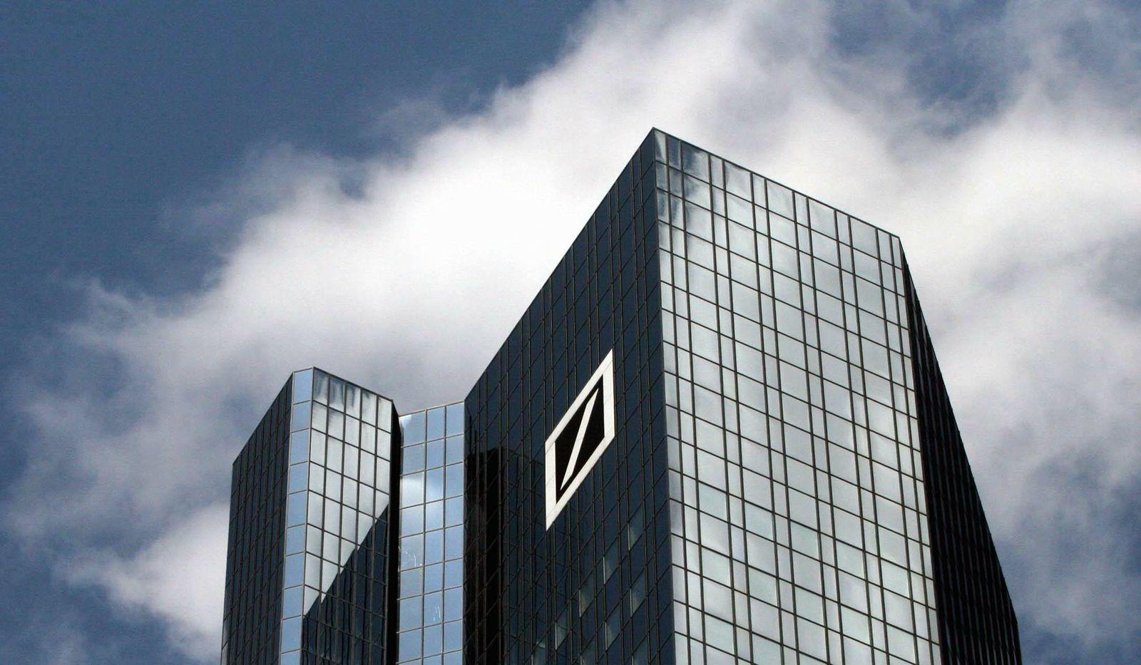 NICHT VERWENDEN Deutsche Bank