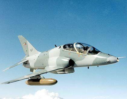 Produkt aus dem Hause BAE Systems: Hawk 60