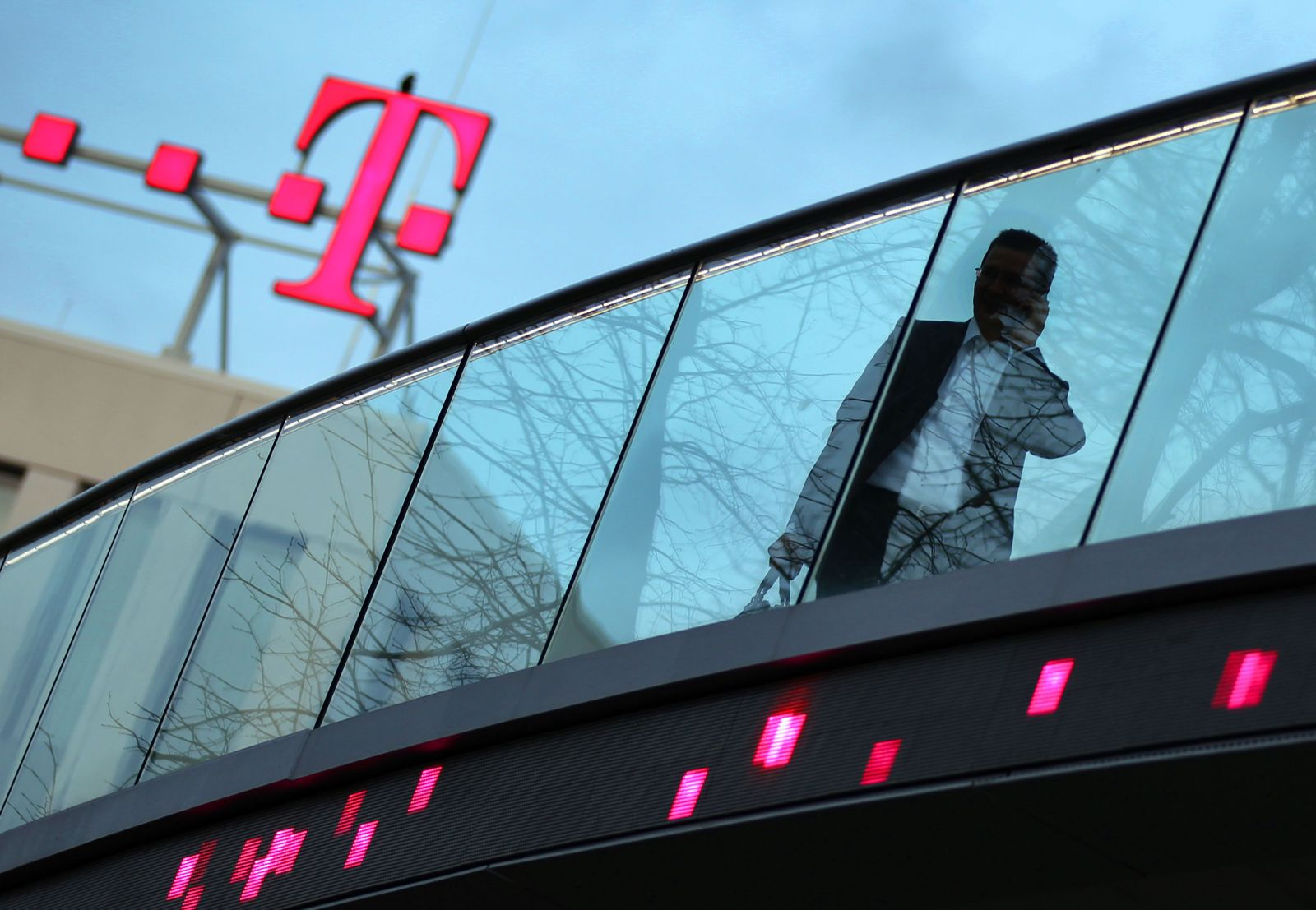 Deutsche Telekom - Jahreszahlen 2012