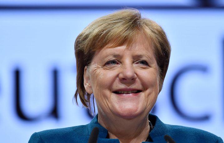 Angela Merkel: Abschied als CDU-Parteichefin