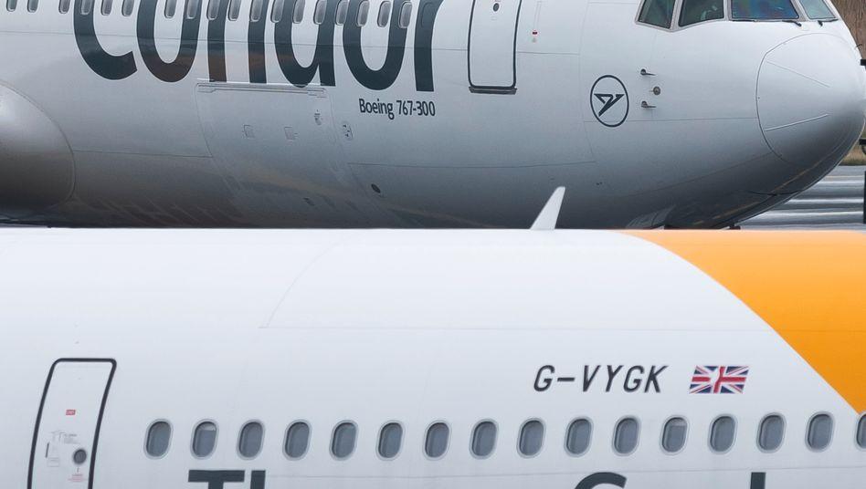 Condor: Lufthansa lässt Zuliefer-Verträge auslaufen lassen