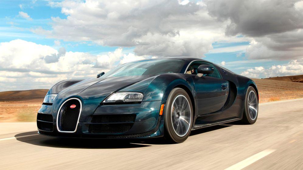 Bugatti Veyron Super Sport: Das Über-Auto