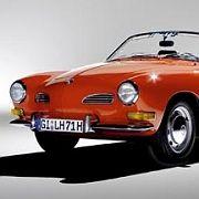 Das waren noch Zeiten:Mit dem Karmann Ghia wurde der Osnabrücker Autobauer berühmt