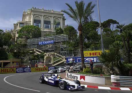 BMW beim Grand Prix in Monaco: Scheitern in seiner schönsten Form
