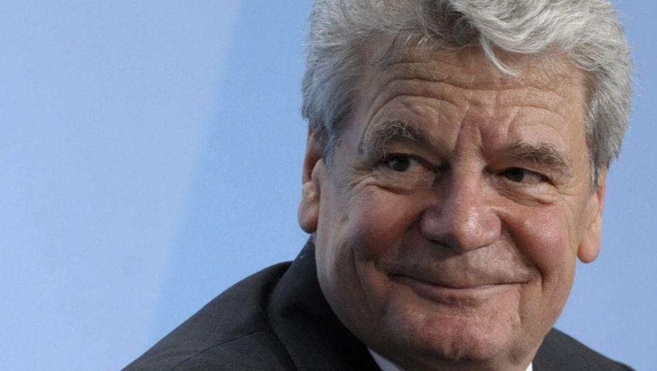 Künftiger Bundespräsident mit bewegter Vergangenheit: Joachim Gauck
