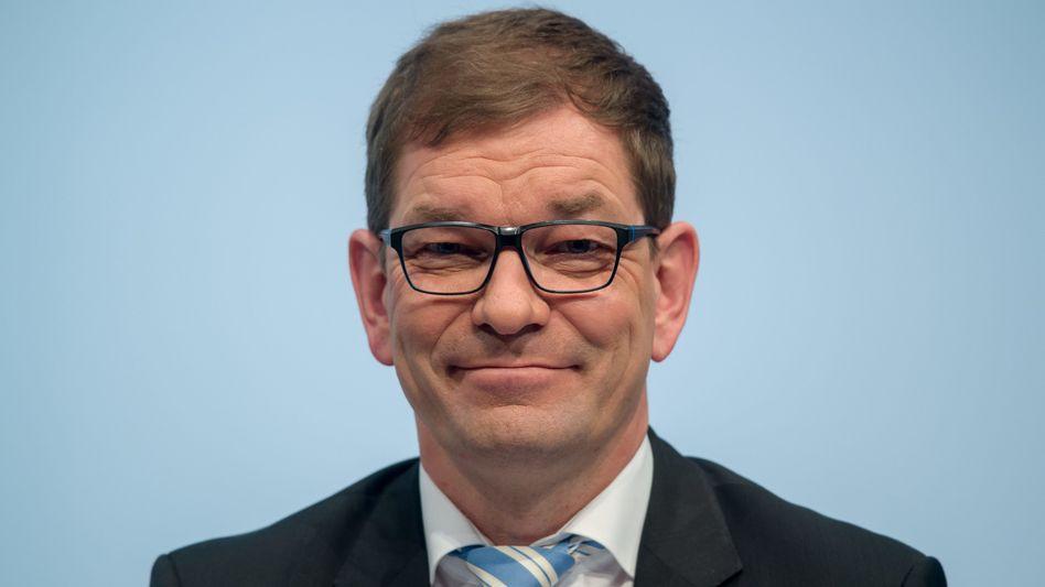 Markus Duesmann hat bei BMW als Einkaufsvorstand gekündigt