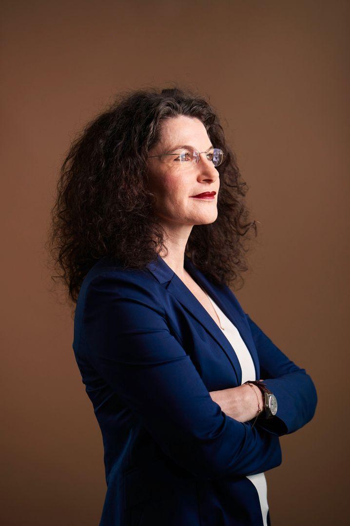 Will der Welt beweisen, dass sie CEO sein kann: Tina Müller.