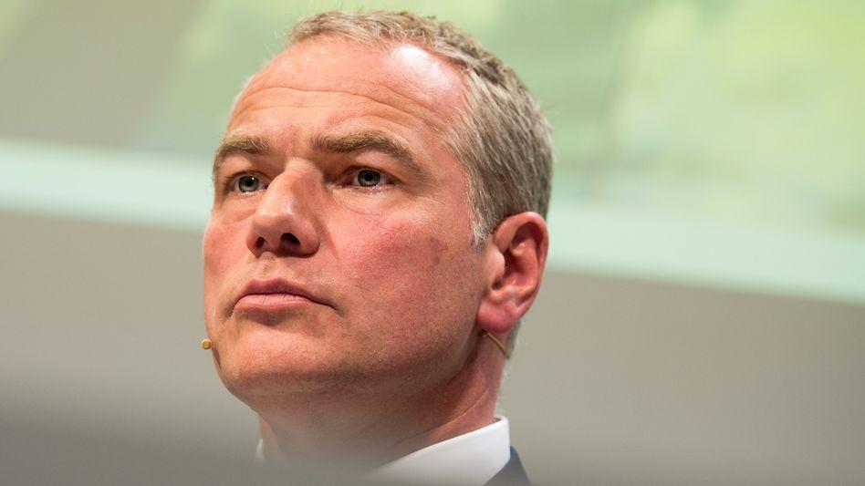 Will die nächste Hürde nehmen: Deutsche-Börse-Chef Carsten Kengeter