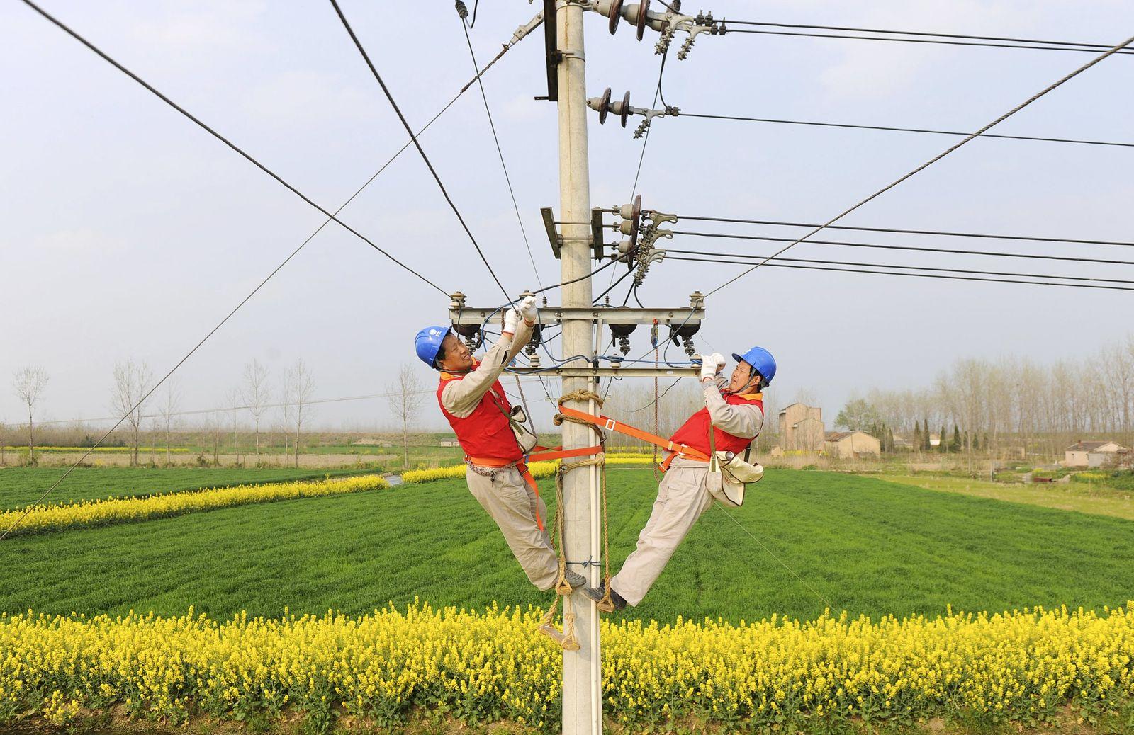 CHINA-POWER/CONSUMPTION