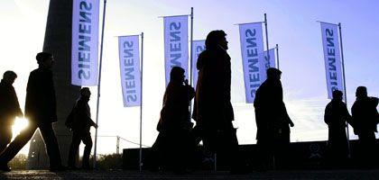 """""""Der Kampf um die Talente endet nicht"""": Siemens hat derzeit mehr als 2000 Stellen für Hochschulabsolventen ausgeschrieben"""