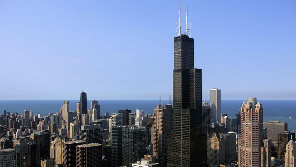 1,5 Milliarden Dollar wert? Der Sears Tower in Chicago soll verkauft werden