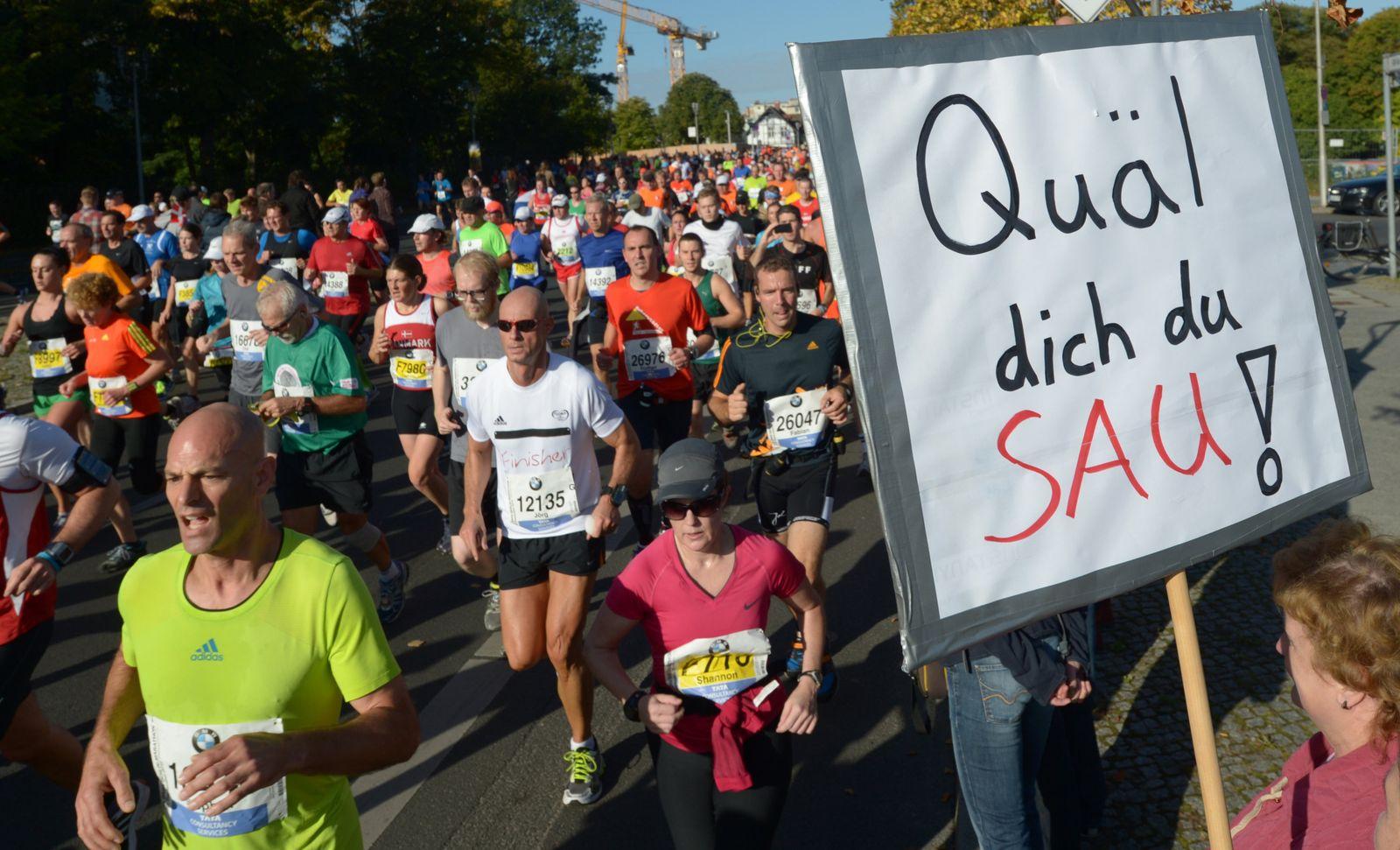 EINMALIGE VERWENDUNG Erholungsphasen sind wichtig - Beim Laufen auf den Körper hören