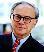 Wachstum im In- und Ausland: Hubert Burda, Vorstandsvorsitzender der Hubert Burda Media