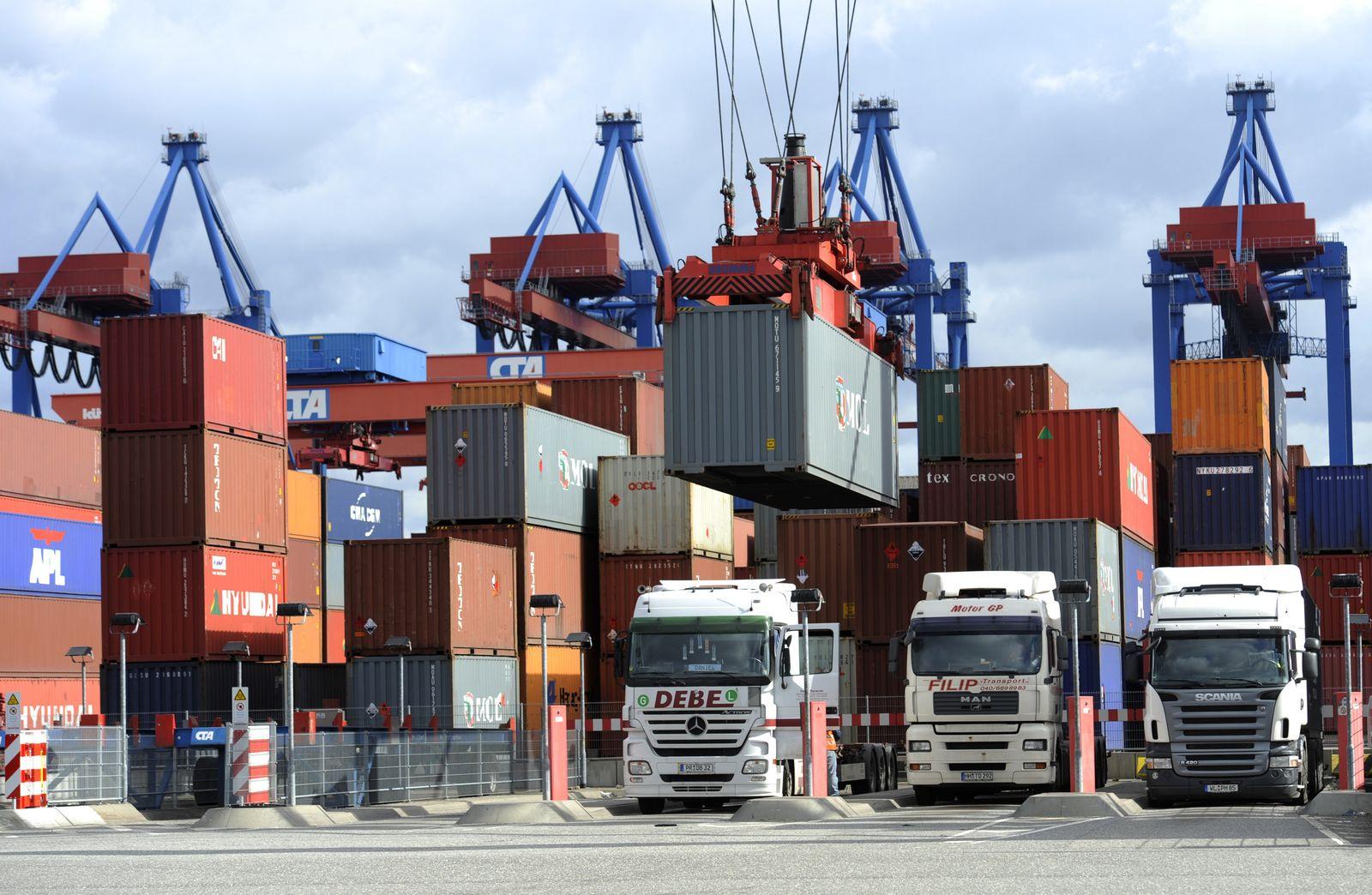 Hamburg/ Hafen