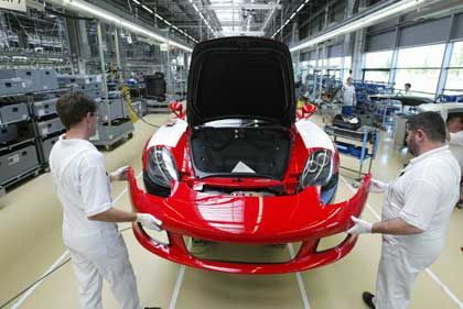Porsche-Mitarbeiter: Veto-Recht gegen Änderungen der Vereinbarung