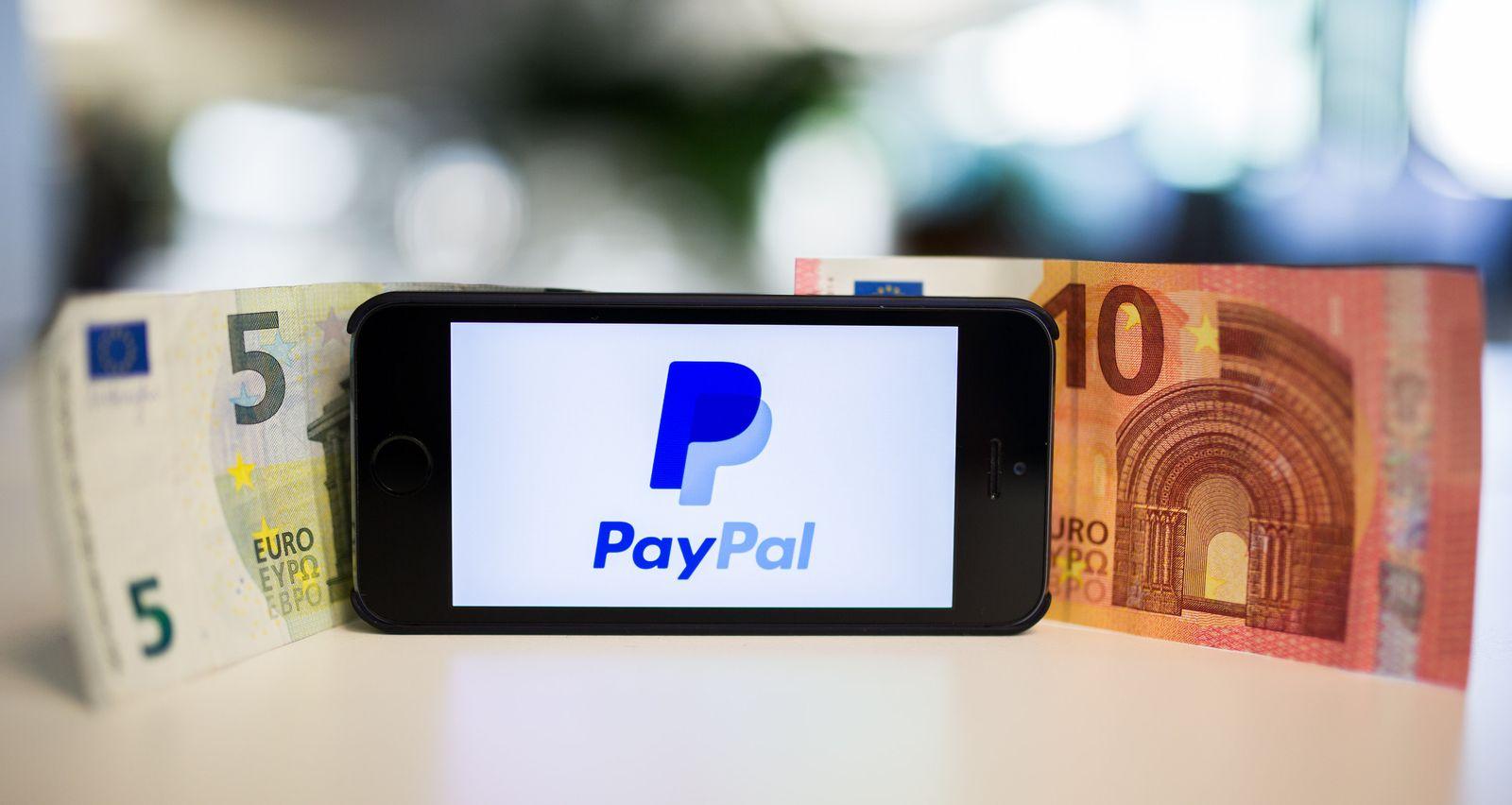 Bargeldloses Bezahlen mit PayPal