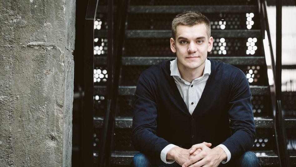 Schnellspurig: Bolt-Gründer und CEO Markus Villig.