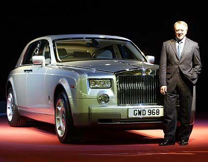 "Rolls-Royce-Chef Gott: ""Wir arbeiten hart"""