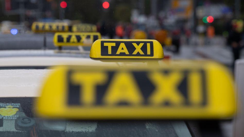 Die meisten ohne Arbeit: Die Taxibranche in Deutschland fürchtet eine dramatische Pleitewelle
