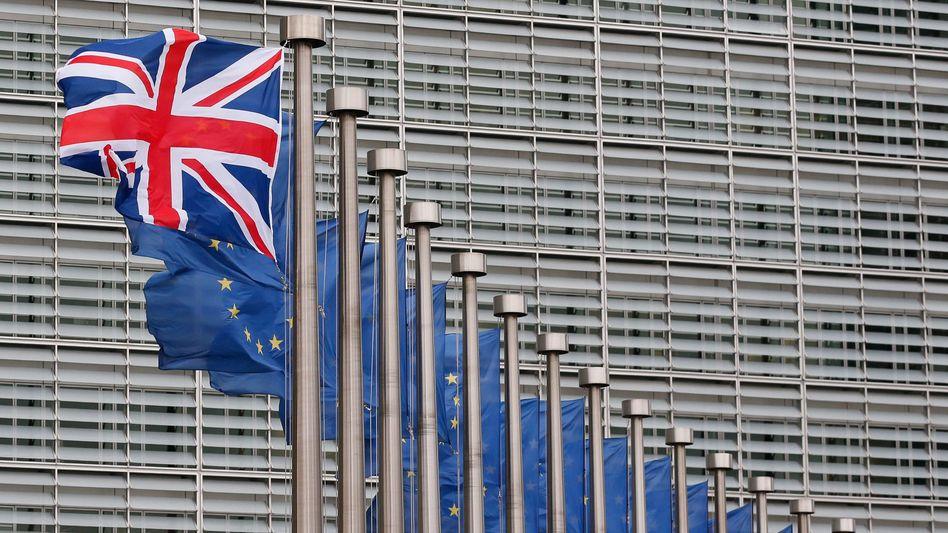 Brexit: Erneute Fristverlängerung für die Briten - doch die Dauer ist noch unklar