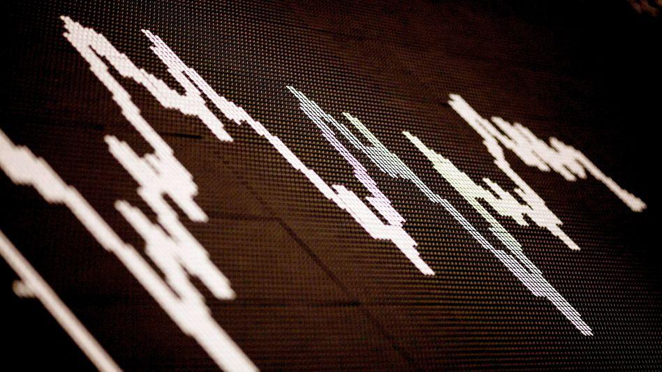 Das Auf und Ab an der Börse: Die eher risikoscheuen Deutschen trauen sich wieder an die Börse