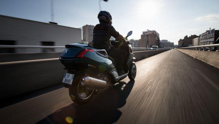 Quads, Roller, Dreiräder: Motorisierte Alternativen zum Auto