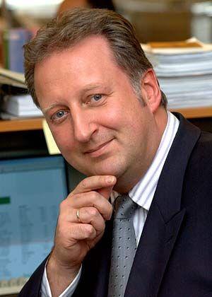 """""""Blauäugig Kredite vergeben"""": Folker Hellmeyer: Chefanalyst und US-Immobilienmarktexperte der Bremer Landesbank"""