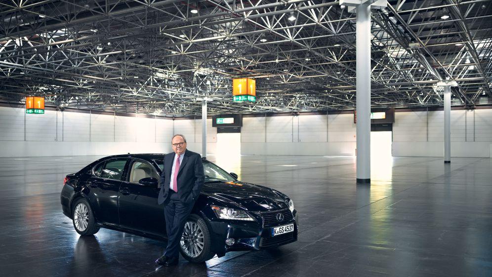 Lexus GS 450h im Fahrtest: Hybrid mit Temperament