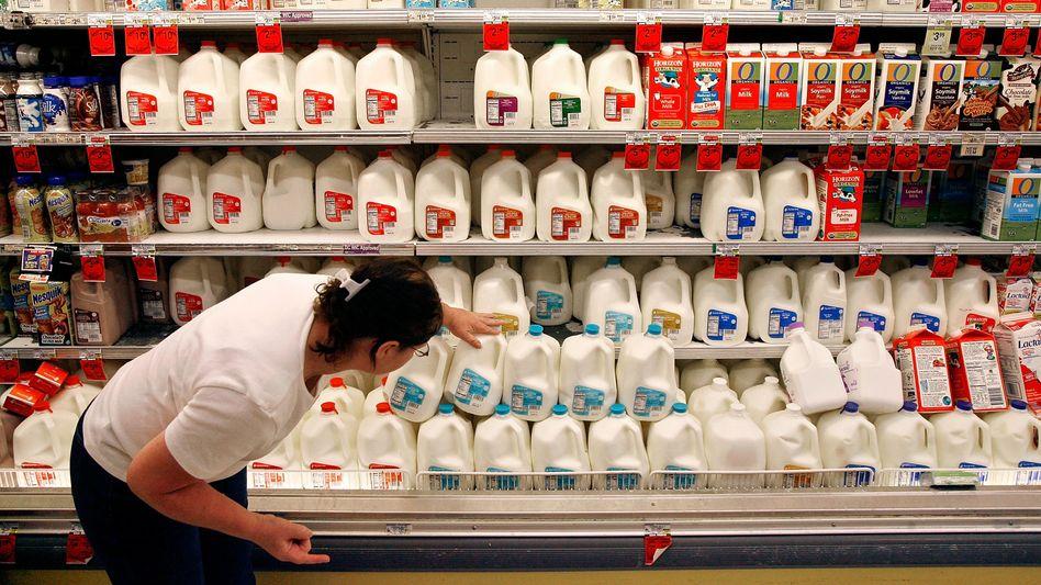 Vieles teurer: Die Verbraucherpreise in den USA zogen im April überraschend stark an