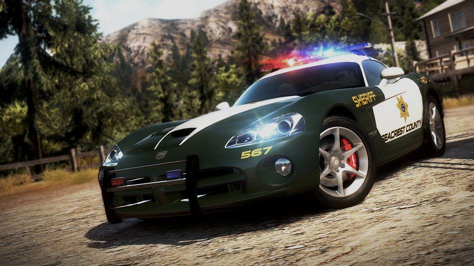 """Screenshot des PC-Spieleklassikers """"Need for Speed"""": Branchenveteran Electronic Arts will mit dem Zukauf eines Onlinespiele-Anbieters auf die Überholspur wechseln"""