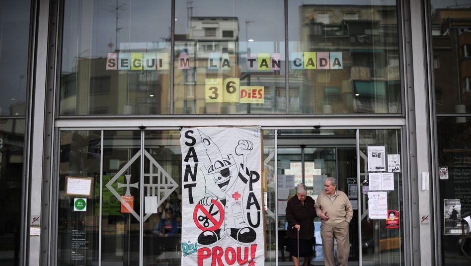 Spanien: Kürzungen und düstere Aussichten treiben Hochqualifizierte in die Fremde