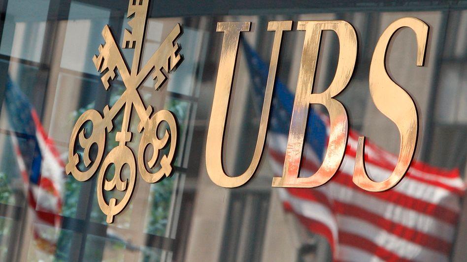 UBS-Filiale in New York: Im Visier der Ermittler