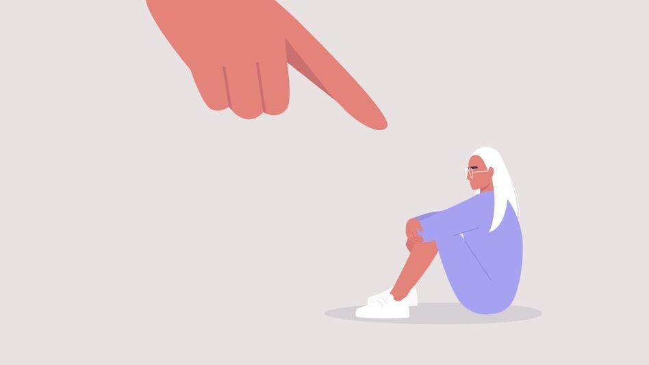 Blame Game: Menschen spüren, wenn emotionale Zuwendung aufgesetzt ist, und entziehen dann ihr Vertrauen