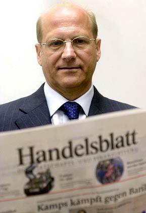 Heinz-Werner Nienstedt: ausgeschieden - offiziell auf eigenen Wunsch