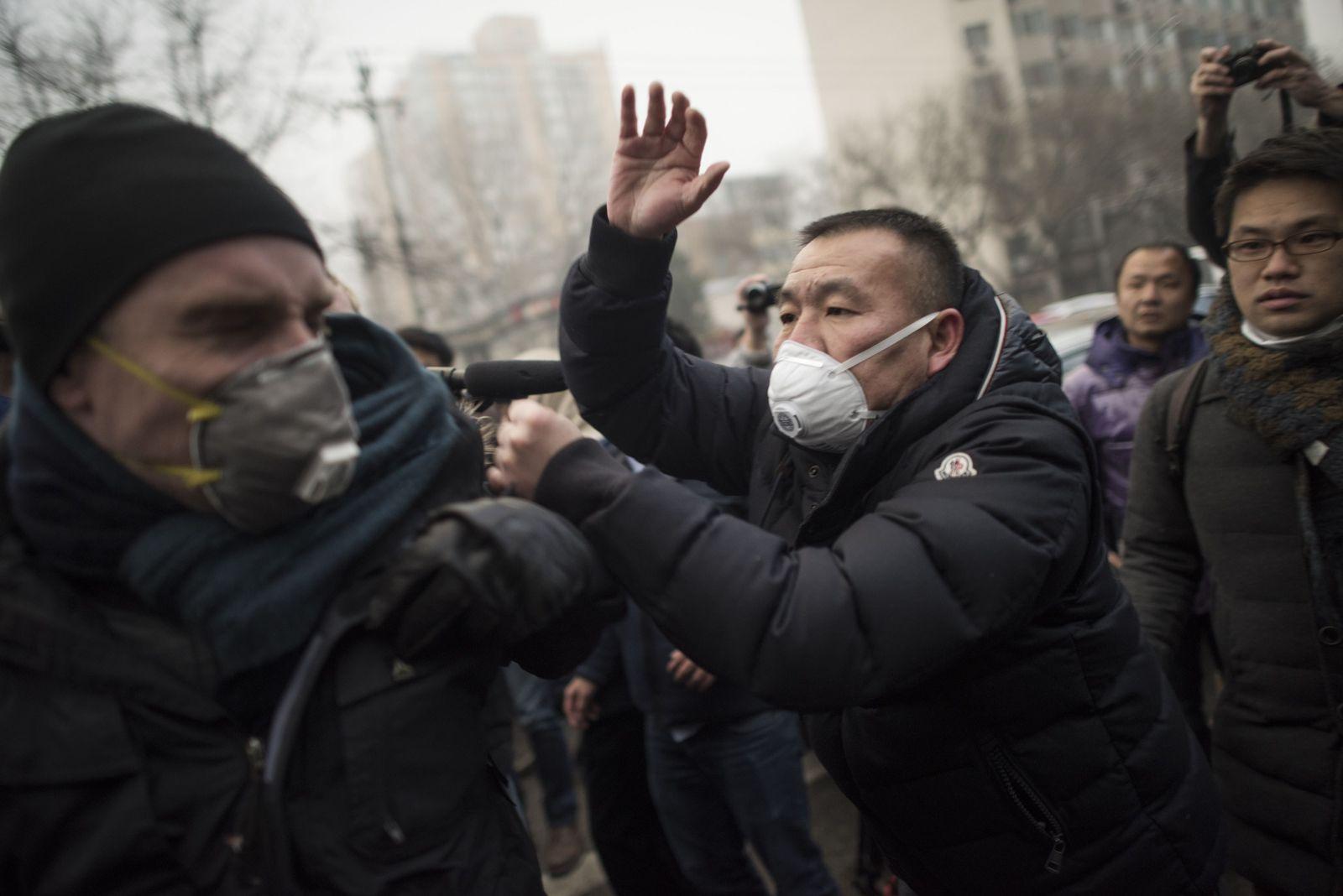 China / Proteste / Menschenrechte