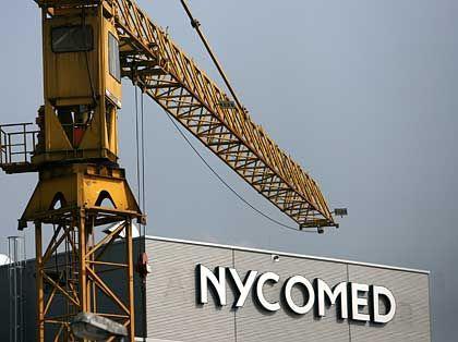 Baustelle: Nycomed will Stellen kürzen