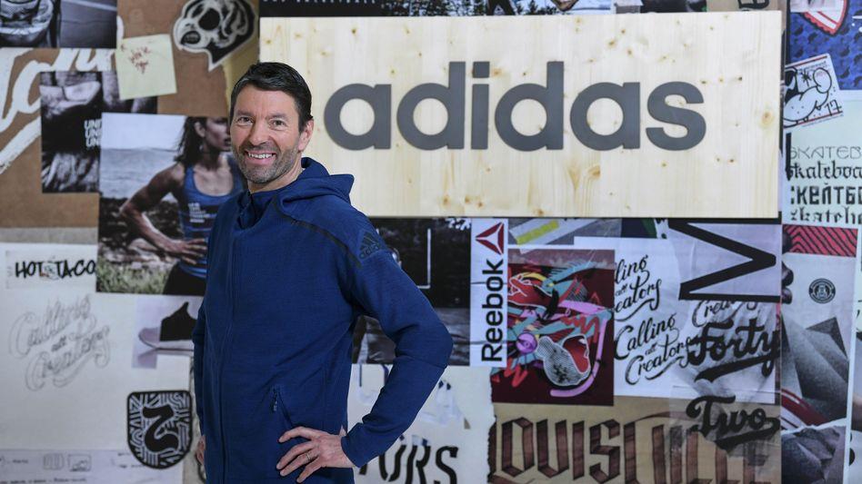 """Adidas-Chef Kasper Rorsted: """"Adidas war angesichts der starken Konkurrenz zu teuer"""""""