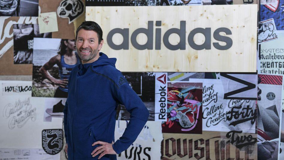Sportlich: Adidas-Chef Kasper Rorsted bekommt drei neue Aufseher
