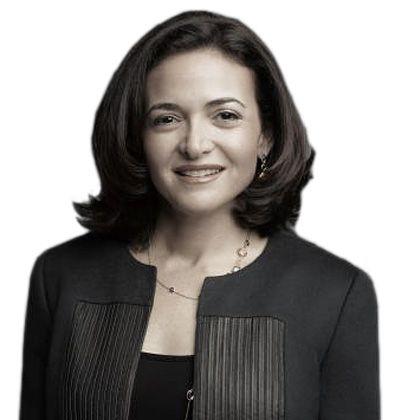 Sheryl Sandberg, Chief Operating Officer: Praktisch, dass sie (fast) alles kann