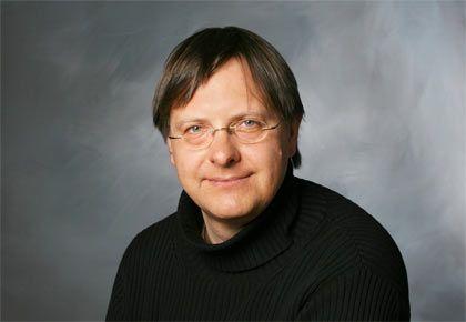 """Lars Reppesgaard, Autor des Buchs """"Das Google Imperium"""""""