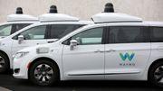 Diese Firmen führen beim autonomen Fahren