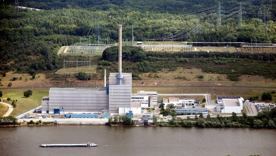 Das Kernkraftwerk im schleswig-holsteinischen Krümmel bei Geesthacht ist seit 2011 nicht mehr am Netz