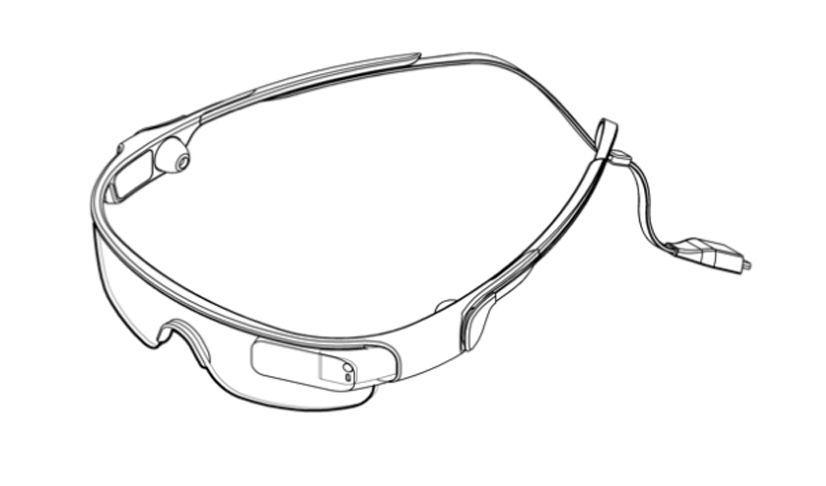 Samsung Glass / Draw