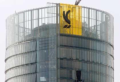 Logotausch: Das Posthorn weicht DHL